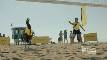 Liberty Mutual TV Spot, 'LiMu Emu & Doug: Volleyball' - Thumbnail 6