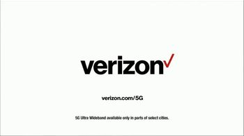Verizon 5G Ultra Wideband TV Spot, 'Building 5G' - Thumbnail 1
