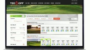 TeeOff.com TV Spot, 'Over 3,000 New Courses'