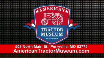 American Tractor Museum TV Spot, 'The Backbone of America' - Thumbnail 5