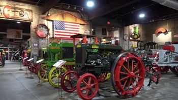 American Tractor Museum TV Spot, 'The Backbone of America' - Thumbnail 3