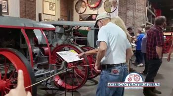 American Tractor Museum TV Spot, 'The Backbone of America' - Thumbnail 4