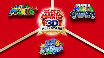 Super Mario 3D All-Stars TV Spot, 'Featuring Super Mario Sunshine'