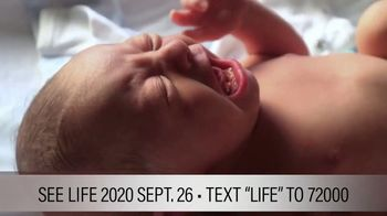 Focus on the Family TV Spot, 'See Life 2020: Will I?'