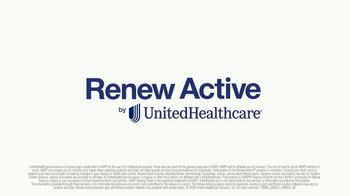 UnitedHealthcare Renew Active TV Spot, 'Staying Sharp' - Thumbnail 5