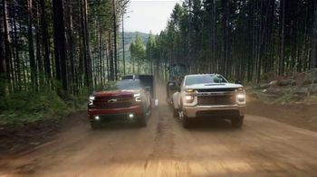 2020 Chevrolet Silverado TV Spot, 'Only Silverados Compete With Silverados' [T2] - Thumbnail 1