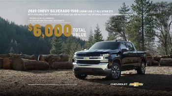 2020 Chevrolet Silverado TV Spot, 'Only Silverados Compete With Silverados' [T2] - Thumbnail 6