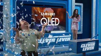 Samsung 85'' QLED Smart TV TV Spot, 'Made for Football'