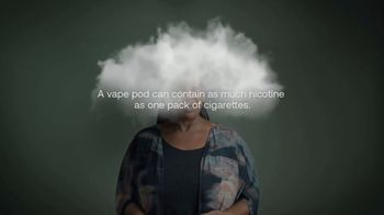 American Lung Association TV Spot, 'Get Your Head Out of the Cloud: What's Inside'