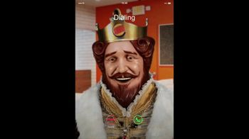 Burger King 3 for $3 TV Spot, 'Facetime King'
