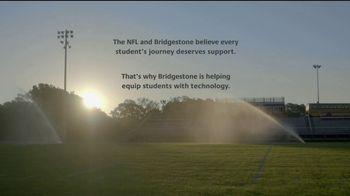 Bridgestone TV Spot, 'NFL: Education and Technology' Featuring Larry Fitzgerald - Thumbnail 2
