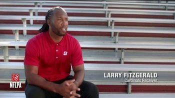 Bridgestone TV Spot, 'NFL: Education and Technology' Featuring Larry Fitzgerald - Thumbnail 3