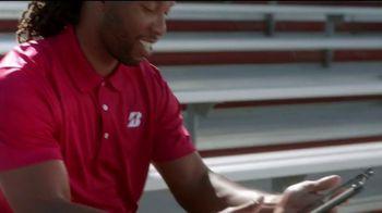 Bridgestone TV Spot, 'NFL: Education and Technology' Featuring Larry Fitzgerald - Thumbnail 5