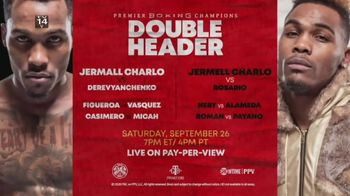 XFINITY On Demand TV Spot, 'Premier Boxing: Charlo vs. Rosario and Charlo vs. Derevyanchenko' - 9 commercial airings