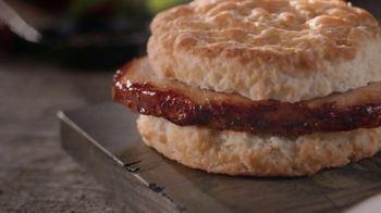 Bojangles Pork Chop Griller Biscuit TV Spot, 'Don't Call It a Comeback'