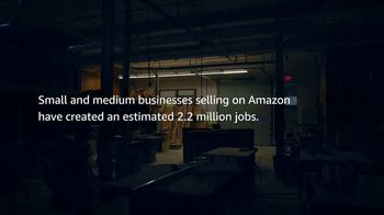 Amazon TV Spot, 'Supporting Small Businesses' - Thumbnail 4