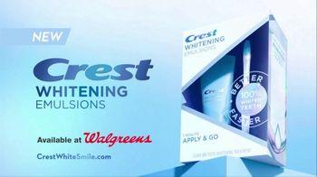 Crest Whitening Emulsions TV Spot, 'Posing' Ft. Guillermo Rodriguez, Melissa Alatorre - Thumbnail 5
