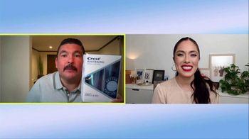 Crest Whitening Emulsions TV Spot, 'Posing' Ft. Guillermo Rodriguez, Melissa Alatorre - Thumbnail 2