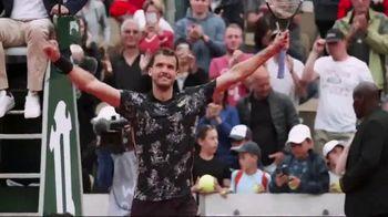 Tennis Channel Plus TV Spot, 'Athletes: Roland Garros'
