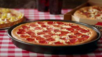 Pizza Hut Original Pan Pizza TV Spot, 'Comfort Food'
