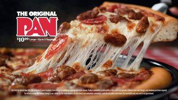 Pizza Hut Original Pan Pizza TV Spot, 'Comfort Food' - Thumbnail 6