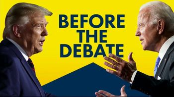 FOX Sports Super 6 Presidential Debate Game TV Spot, 'Before the Debate'