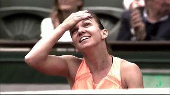 TENNIS.com TV Spot, 'Top 10 Women's Matches of the Decade: 2014 Roland Garros' - Thumbnail 3