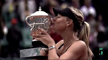 TENNIS.com TV Spot, 'Top 10 Women's Matches of the Decade: 2014 Roland Garros'