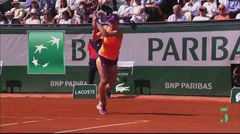 TENNIS.com TV Spot, 'Top 10 Women's Matches of the Decade: 2014 Roland Garros' - Thumbnail 5