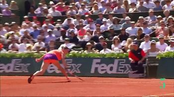 TENNIS.com TV Spot, 'Top 10 Women's Matches of the Decade: 2014 Roland Garros' - Thumbnail 6