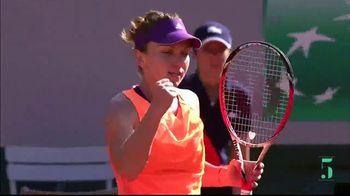 TENNIS.com TV Spot, 'Top 10 Women's Matches of the Decade: 2014 Roland Garros' - Thumbnail 7