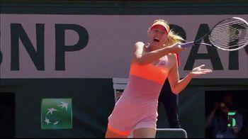 TENNIS.com TV Spot, 'Top 10 Women's Matches of the Decade: 2014 Roland Garros' - Thumbnail 8