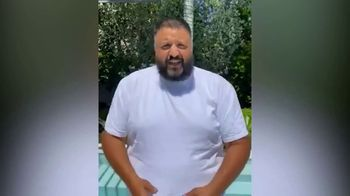Centers for Disease Control and Prevention TV Spot, 'COVID-19: Stay Home' Ft. DJ Khaled