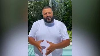Centers for Disease Control and Prevention TV Spot, 'Stay Home' Ft. DJ Khaled