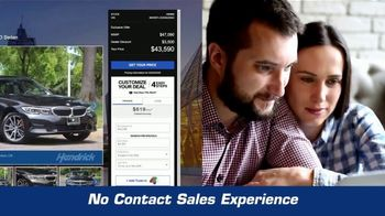 Hendrick Automotive Group TV Spot, 'Here for You' - Thumbnail 8
