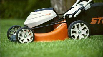 STIHL TV Spot, 'Real  STIHL: Lawn Mower & Battery Bundle' Song by Sacha James Collisson