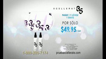Xcellerate 35 TV Spot, 'Tu cabello' [Spanish] - Thumbnail 6