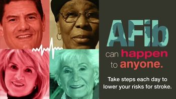 American Heart Association TV Spot, 'AFib Awareness' - Thumbnail 8