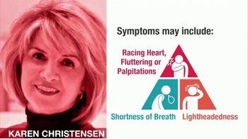 American Heart Association TV Spot, 'AFib Awareness' - Thumbnail 7