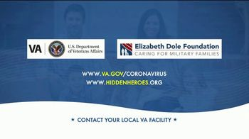 U.S. Department of Veterans Affairs TV Spot, 'COVID-19: Questions' - Thumbnail 10