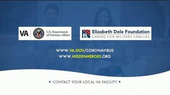 U.S. Department of Veterans Affairs TV Spot, 'COVID-19: Questions' - Thumbnail 9