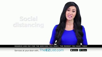 The EZ List TV Spot, 'Social Distancing' - Thumbnail 2