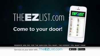 The EZ List TV Spot, 'Social Distancing' - Thumbnail 4