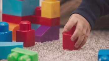 Mega Bloks First Builders TV Spot, 'Perfect Fit and Safe'