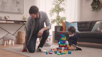 Mega Bloks First Builders TV Spot, 'Perfect Fit and Safe' - Thumbnail 5