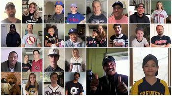 Major League Baseball TV Spot, 'Together: Opening Day at Home' - Thumbnail 10