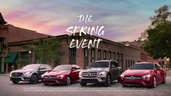 Mercedes-Benz Spring Event TV Spot, 'Wish Granted' [T2] - Thumbnail 8