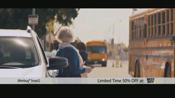 GreatCall Jitterbug Smart2 TV Spot, 'Having My Mom Around: 50% Off' - Thumbnail 2