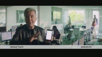 GreatCall Jitterbug Smart2 TV Spot, 'Having My Mom Around: 50% Off' - Thumbnail 8
