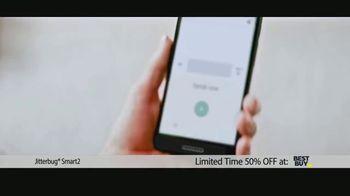 GreatCall Jitterbug Smart2 TV Spot, 'Having My Mom Around: 50 Percent Off'